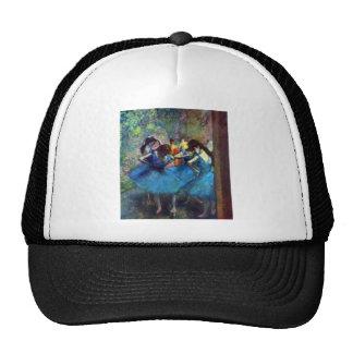 Edgar Degas - Ballerinas Cap
