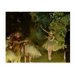 Edgar Degas - Ballet 1875 Dancer Dance girls tutu