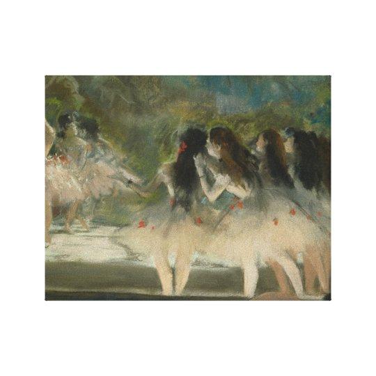 Edgar Degas – Ballet at the Paris Opera
