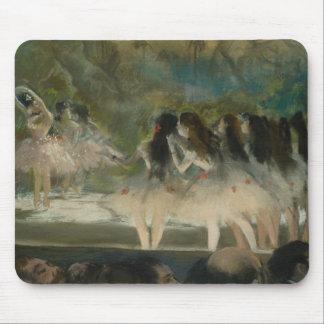 Edgar Degas – Ballet at the Paris Opera Mouse Pad