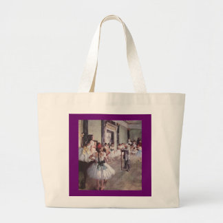 Edgar Degas Ballet Lesson Tote Bag