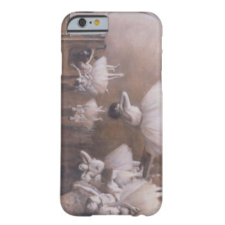 Edgar Degas   Ballet Rehearsal on the Stage, 1874 Barely There iPhone 6 Case