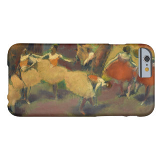 Edgar Degas - Before the Performance Barely There iPhone 6 Case