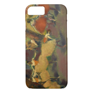 Edgar Degas - Before the Performance iPhone 7 Case
