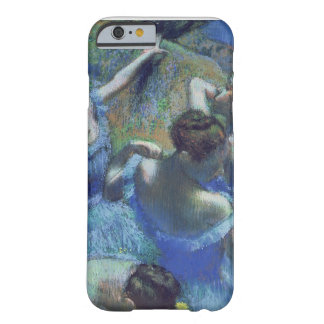 Edgar Degas | Blue Dancers, c.1899 Barely There iPhone 6 Case