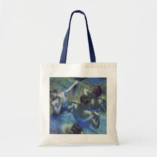 Edgar Degas | Blue Dancers, c.1899 Tote Bag
