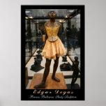 Edgar Degas: Bronze Ballerina Study Print