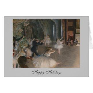 Edgar Degas Cards