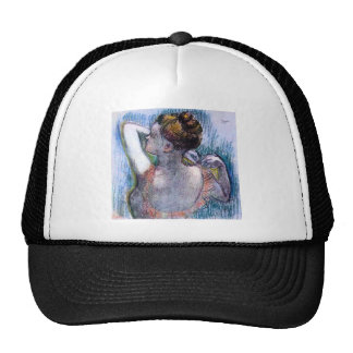 Edgar Degas - Dancer Cap