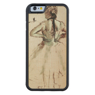 Edgar Degas | Dancer viewed from the back Carved Maple iPhone 6 Bumper Case