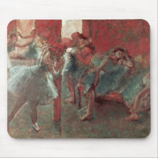 Edgar Degas | Dancers at Rehearsal, 1895-98 Mouse Mat