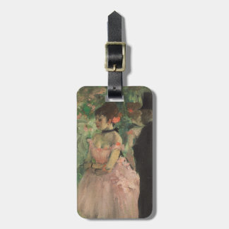 Edgar Degas | Dancers Backstage, 1876-1883 Bag Tag