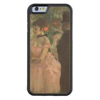 Edgar Degas   Dancers Backstage, 1876-1883 Carved Maple iPhone 6 Bumper Case