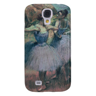 Edgar Degas | Dancers in Violet Galaxy S4 Case
