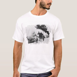Edgar Degas | Edgar Degas and a friend T-Shirt