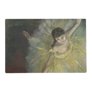 Edgar Degas | End of an Arabesque, 1877 Laminated Placemat