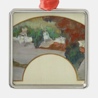 Edgar Degas | Fan, c.1879  Christmas Ornament