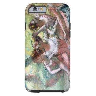 Edgar Degas | Four ballerinas on the stage Tough iPhone 6 Case