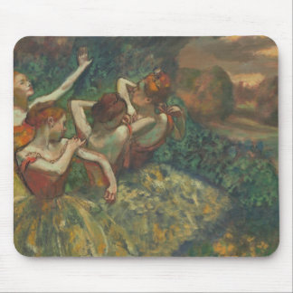 Edgar Degas   Four Seasons in the One Head, c.1590 Mouse Pad