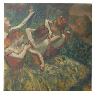 Edgar Degas | Four Seasons in the One Head, c.1590 Tile