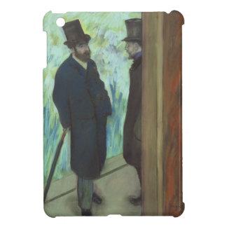 Edgar Degas | Friends at the Theatre iPad Mini Cover