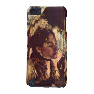 Edgar Degas - In the Tuileries - Woman with Paraso iPod Touch 5G Cover