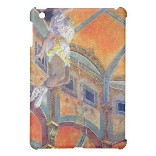 Edgar Degas - Miss Lala in Circus Fernando iPad Mini Covers
