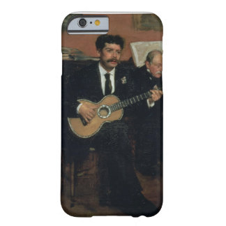 Edgar Degas | Portrait of Lorenzo Pagans Barely There iPhone 6 Case