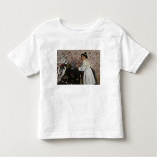 Edgar Degas | Portrait of Mlle Hortense Valpinçon Toddler T-Shirt
