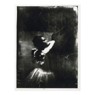 Edgar Degas Postcard with Ballet Dancer