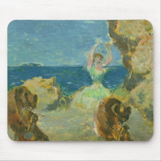 Edgar Degas | The Ballet Dancer, 1891 Mouse Mat
