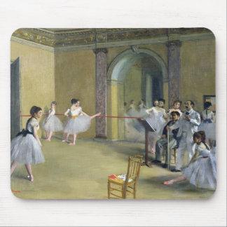 Edgar Degas   The Dance Foyer at the Opera Mouse Mat