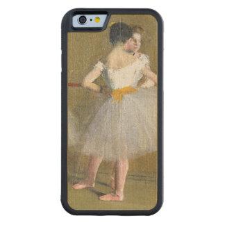 Edgar Degas   The Dance Foyer Carved Maple iPhone 6 Bumper Case