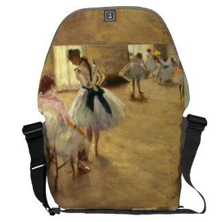 Edgar Degas The Dance Lesson Commuter Bag