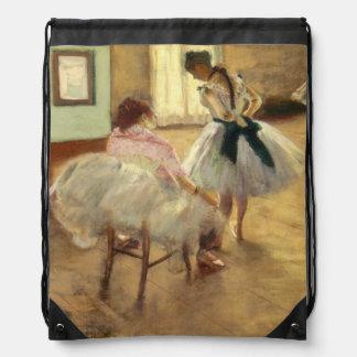 Edgar Degas The Dance Lesson Rucksack