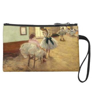 Edgar Degas The Dance Lesson Wristlet