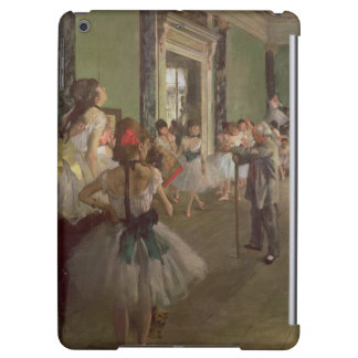 Edgar Degas | The Dancing Class, c.1873-76