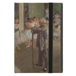 Edgar Degas | The Dancing Class, c.1873-76 Cover For iPad Mini