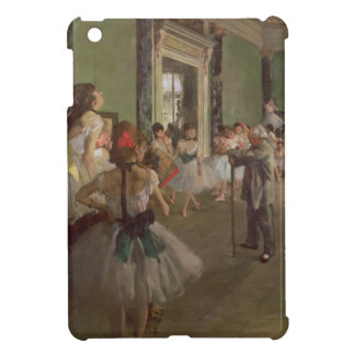 Edgar Degas | The Dancing Class, c.1873-76 iPad Mini Cases