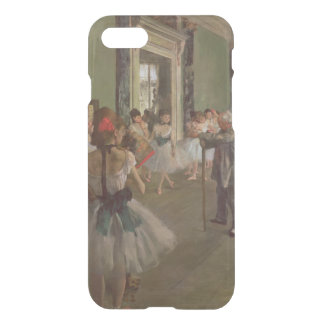 Edgar Degas | The Dancing Class, c.1873-76 iPhone 8/7 Case