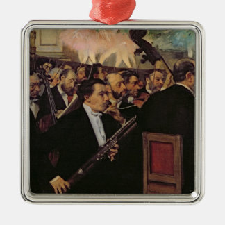 Edgar Degas | The Opera Orchestra, c.1870 Christmas Ornament