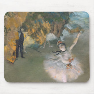 Edgar Degas | The Star, or Dancer on the stage Mouse Mat