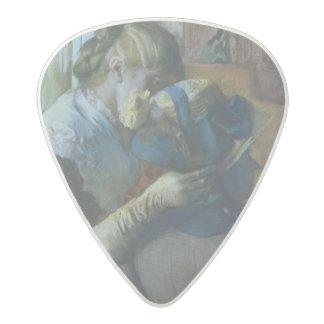 Edgar Degas | Two Women Acetal Guitar Pick
