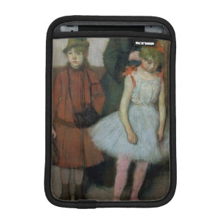 Edgar Degas | Woman with two little girls iPad Mini Sleeve