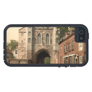 Edgar Tower, Worcester, England iPhone 5 Cases