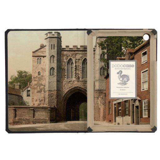 Edgar Tower, Worcester, England iPad Mini Cases