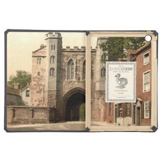 Edgar Tower, Worcester, England iPad Air Covers