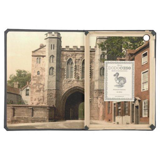 Edgar Tower, Worcester, England iPad Air Covers