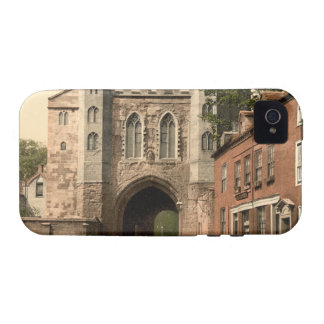 Edgar Tower, Worcester, England iPhone 4/4S Covers