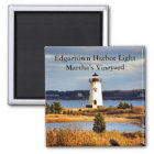 Edgartown Harbour Light, Massachusetts Magnet